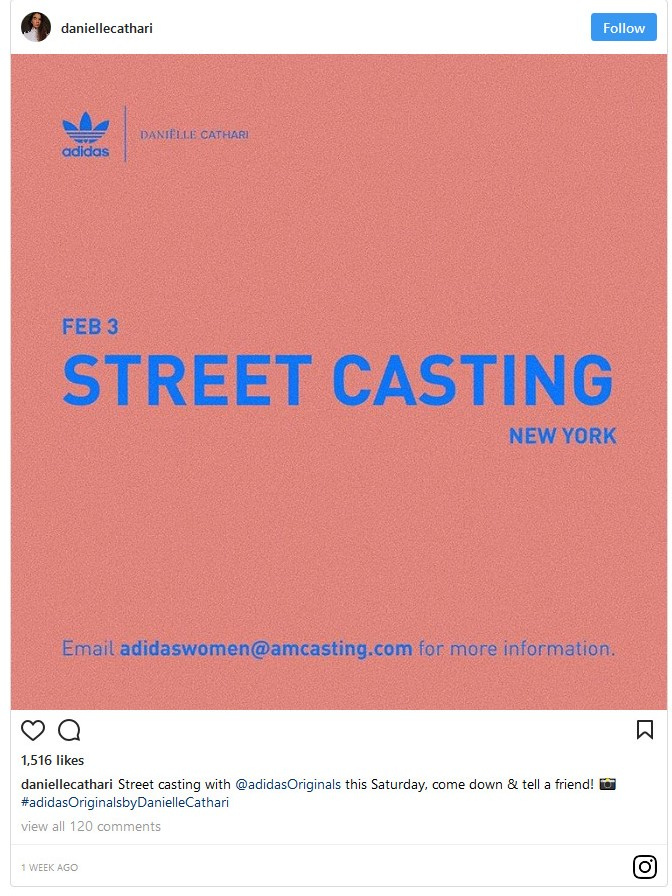 Screenshot-2018-2-8 adidas Originals Wants You to Model in Its New York Fashion Week Show